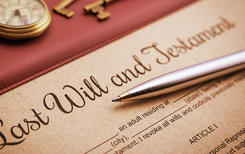 Probate, Wills and Trusts